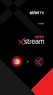 Airtel Xstream (Airtel TV): Live TV, Movies, Shows – Mod APK Download 1