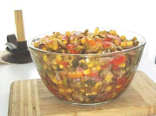 Mexicorn Recipe