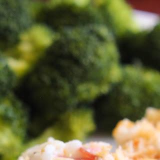 Chicken Cordon Bleu Rice Casserole
