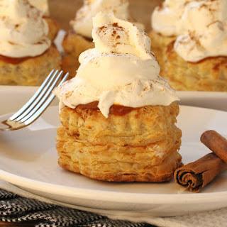Pumpkin Pudding Puffs