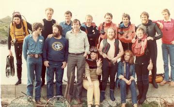 Photo: Limerick Divers at Tests in Killary