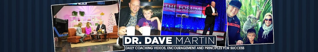 Dr Dave Martin Banner