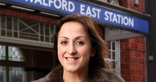 Natalie Cassidy won't leave EastEnders again