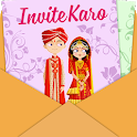 InviteKaro: Wedding Video Invitation Card Maker icon