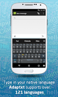 Adaptxt – Free Keyboard- screenshot thumbnail