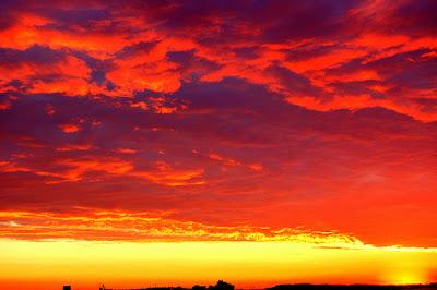 Il mio tramonto di lunedi