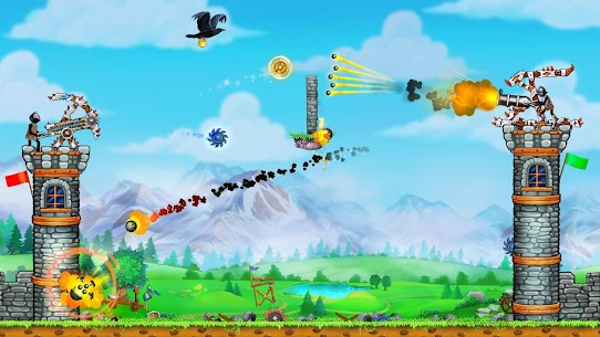 The Catapult 2 Mod Apk 5.0.3 (Unlimited Money + Unlocked) 7
