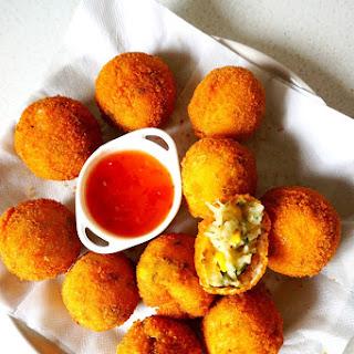 Cheese Balls | Snack Ideas | Super Cheesy.