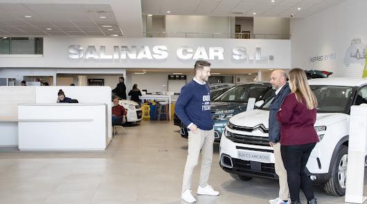 Los almerienses eligen Citroën como marca líder