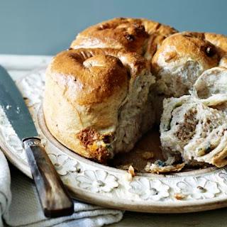 Roquefort And Walnut Loaf.