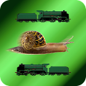 1 Escargot 2 Trains icon