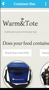 Warm and Tote Heated Lunch Boxes- screenshot thumbnail