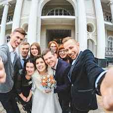 Wedding photographer Vyacheslav Krupin (Kru-S). Photo of 18.10.2017