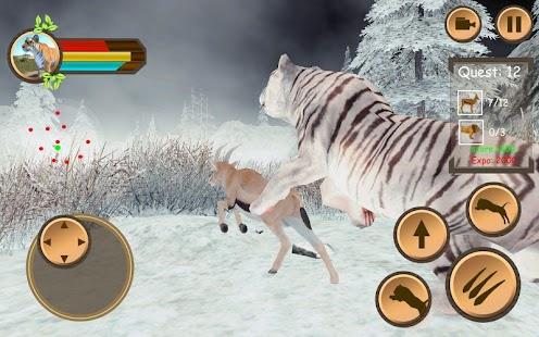 Tiger Family Simulator : RPG Free Game 3D - náhled