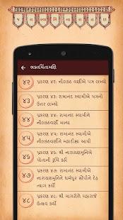 Bhaktchintamani in Gujarati - náhled