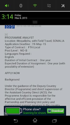 NGO Jobs East Africa