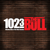102.3 The Bull - Wichita Falls #1 for New Country