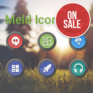 download Meld HD Icon Pack apk