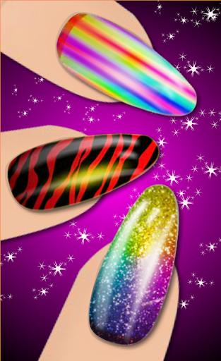Princess Nail Art Salon and Beauty Makeup filehippodl screenshot 1