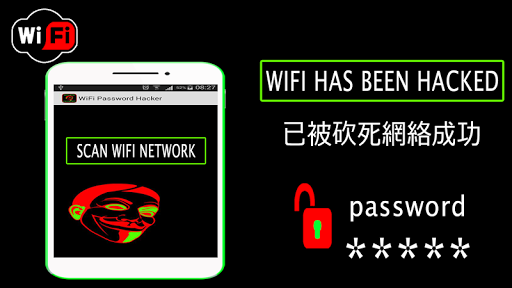 玩工具App|WiFi Hacker Password Prank免費|APP試玩