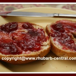 Best Rhubarb Jam Recipe Ever