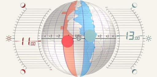 Fuzo - Time Zone Converter - Izinhlelo zokusebenza ku