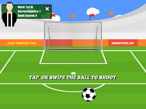 Football Word Cup - The Football Spelling Game 2.0 screenshots 2