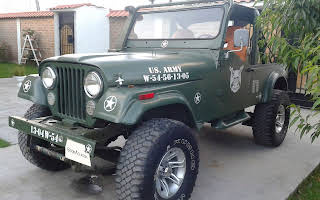 Jeep Cj8 Rent Imbabura