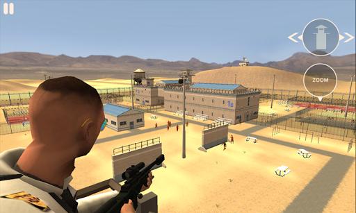 狙擊手職務:監獄院子