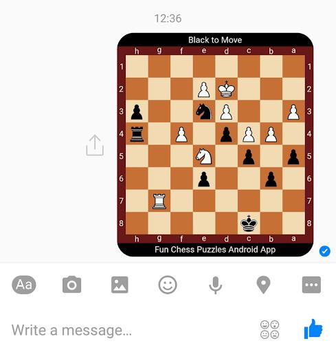 Fun Chess Puzzles Free - Play Chess Tactics modavailable screenshots 5