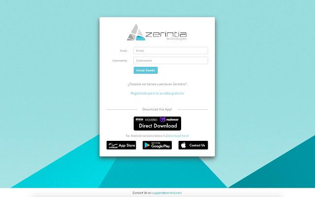 Zerintia Screensharing