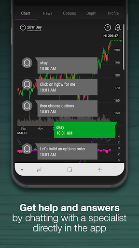 thinkorswim Mobile: Trade. Invest. Buy & Sell.  Paidproapk.com 2