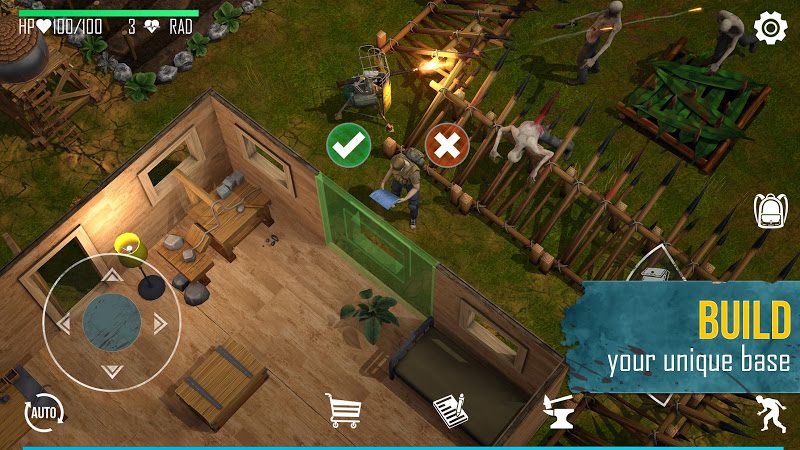 Live or Die: Survival Pro Screenshot 3