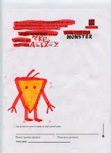 """Photo: """"Peke"""" by Alex, age 7"""