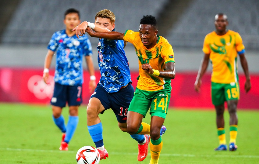 Depleted SA U-23s face a struggle in Tokyo as they start with loss to Japan