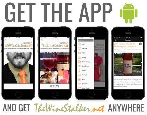 Get The Wine Stalker App!