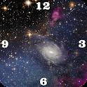 Aksoma Space Clock icon