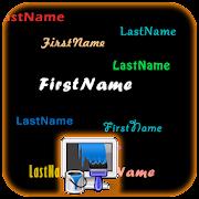 Name Live Wallpaper APK