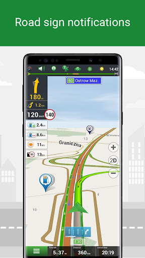 Navitel Navigator GPS & Maps screenshot 3