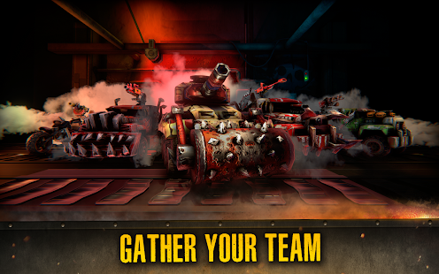 Game Dead Paradise: The Road Warrior APK for Windows Phone