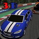 Turbo High Speed Car Racing 3D icon