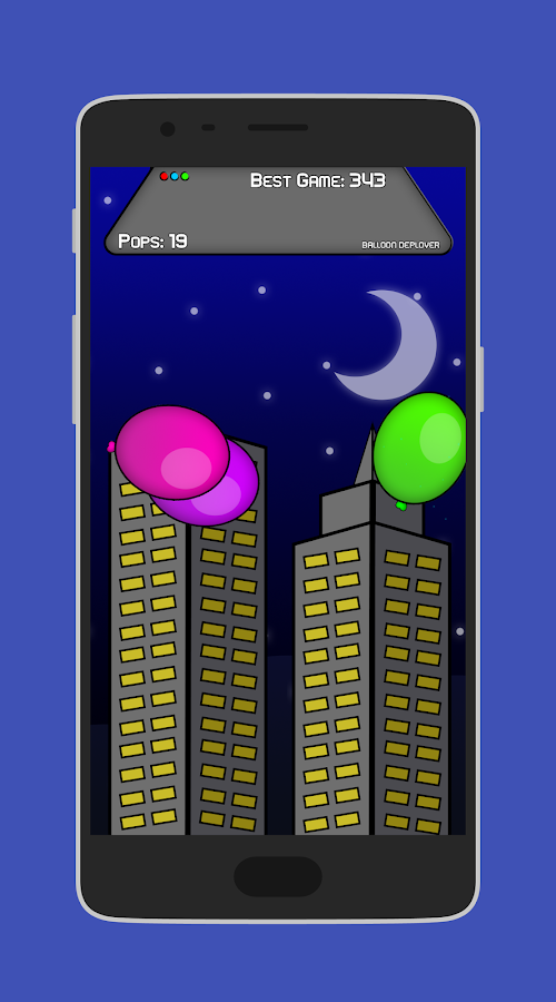 Balloon Pop Bopper- screenshot