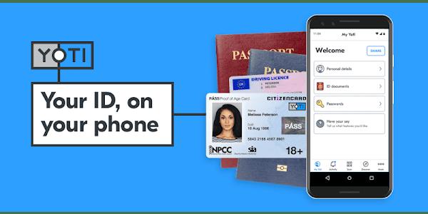 Yoti - your digital identity - Apps on Google Play