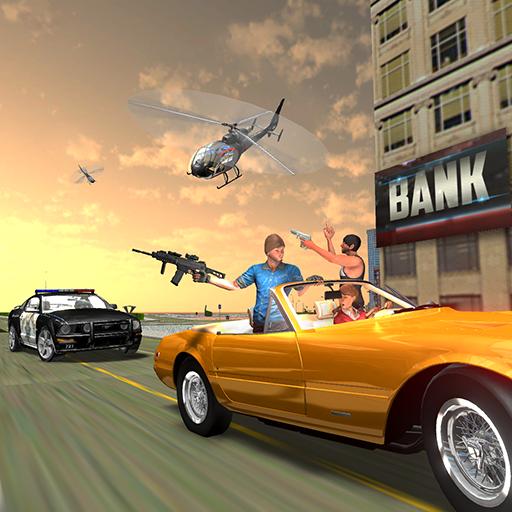 Bank Robbery City Mafia 3D