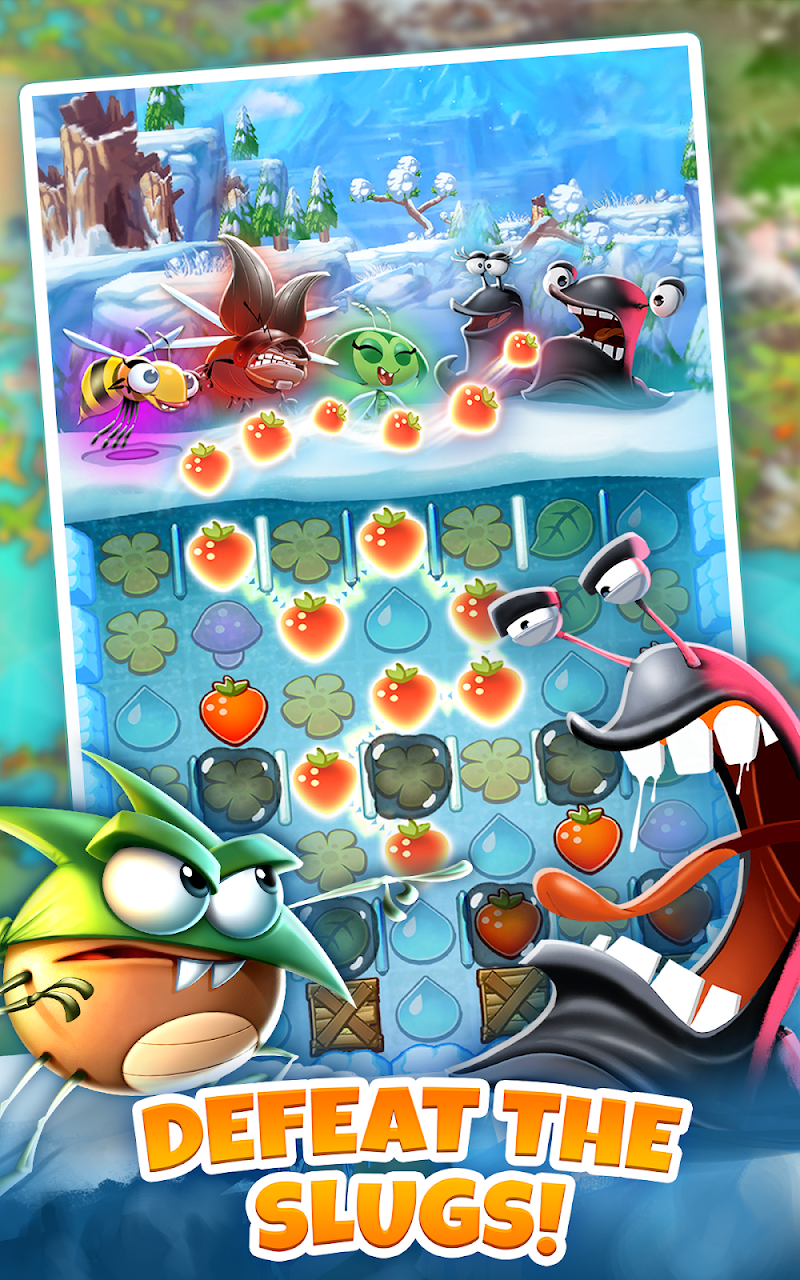 Best Fiends - Free Puzzle Game Screenshot 5