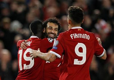Voici le trio d'attaque le plus prolifique de l'histoire de la Ligue des champions