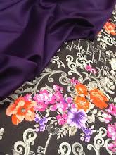 Photo: Ткань: Плательная, стиль D&G, 80%- вискоза, 20%-шерсть, ш.140 см., 3200р. Ткань: Пальтовая,Кашемир , ш.150см., 8000р.