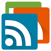 gReader | Feedly | News | RSS 4.3.1 Icon