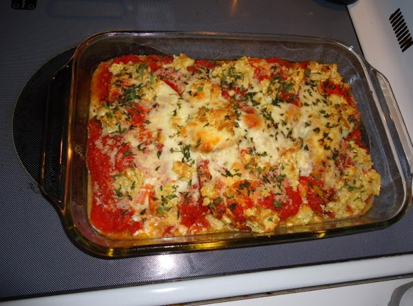 Eggplant Parmesan By Eddie Recipe