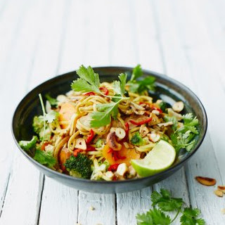 Soy Sauce Chicken Noodle Stir Fry Recipes